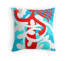 I will kidnap to the love 11 Throw Pillow