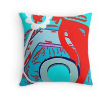 I will kidnap to the love 16 Throw Pillow