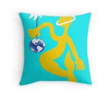 I will kidnap to the love 17 Throw Pillow