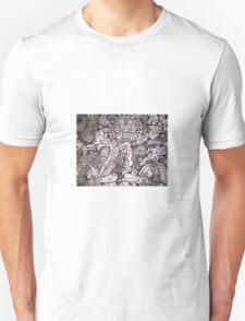 Raja kapotasana Unisex T-Shirt