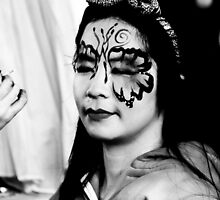 Face Painting by Jordan Miscamble