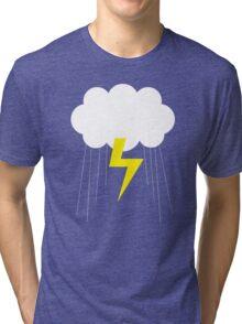Rain Rain. Tri-blend T-Shirt