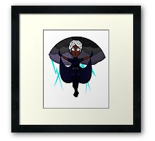 Weather the Storm  Framed Print