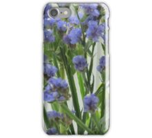 Purple Flowers iPhone Case/Skin