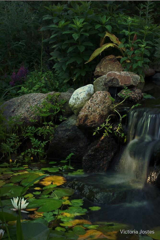 Hidden Glade by Victoria Jostes