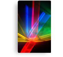 The Color Spectrum Canvas Print
