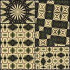 sepia pattern III by leapdaybride