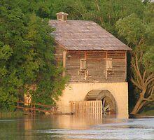 Grant's Old Mill by Jenn Shiels
