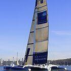 Banque Populaire - Ocean Racing Trimaran by Noel Elliot