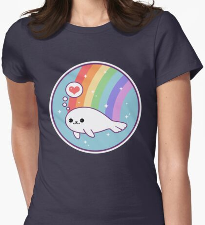 Kawaii Baby Seal T-Shirt