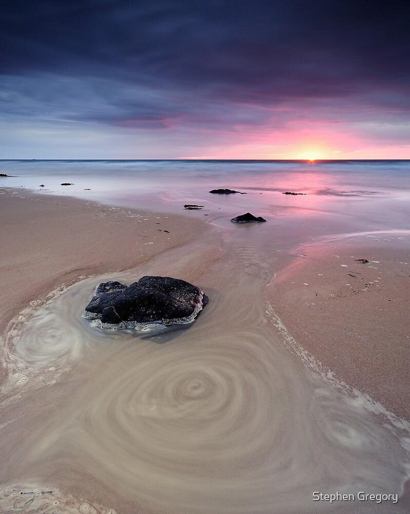 'Spirals' by Stephen Gregory