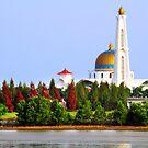 Selat Melaka Mosque by Steven  Siow
