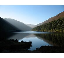 Upper Lake Glendalough, Co. Wicklow, Ireland Photographic Print