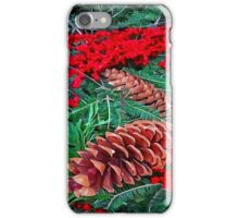 Winter Greens #1 iPhone Case/Skin