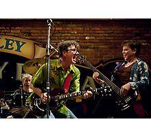 Rock Hard Photographic Print