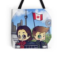Winchesters in Toronto Tote Bag