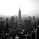 Gotham Skyline by Jeffrey West