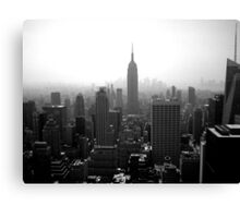 Gotham Skyline Canvas Print