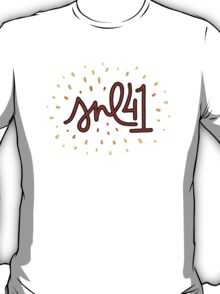 SNL Season 41 T-Shirt