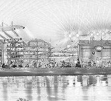 Battleground - Heinz Field by Shadrags