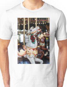 Carouse Horse #4 Unisex T-Shirt