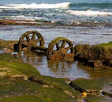 Wheels In The Shallows by reflector