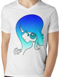 Cool Breeze # 2 Mens V-Neck T-Shirt