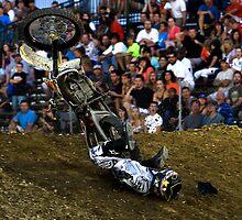 Huge BMX crash by racefan24