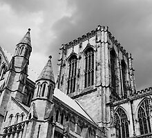 York Minster by Elizabeth Tunstall