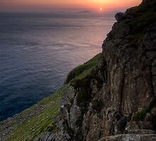 Scotland, Lands End by Michael Treloar