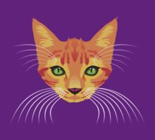 Orange Cat by Bloomin'  Arty Families