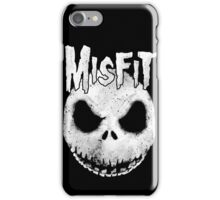 The Misfit of Christmas Town iPhone Case/Skin