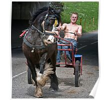 The Appleby Trot Poster