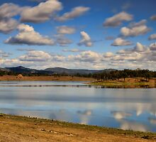 Wyaralong Dam Scenic Rim by Kym Howard