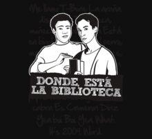 La Biblioteca | Community One Piece - Long Sleeve