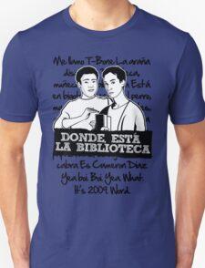 La Biblioteca | Community Unisex T-Shirt