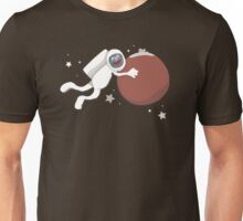 Grover goes to Mars Unisex T-Shirt