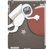Grover goes to Mars iPad Case/Skin