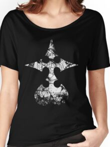 Kingdom Hearts Nobody grunge Women's Relaxed Fit T-Shirt