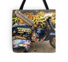 England Expects Tote Bag