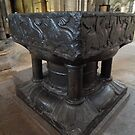 Font - Lincoln Cathedral by Stephen Willmer