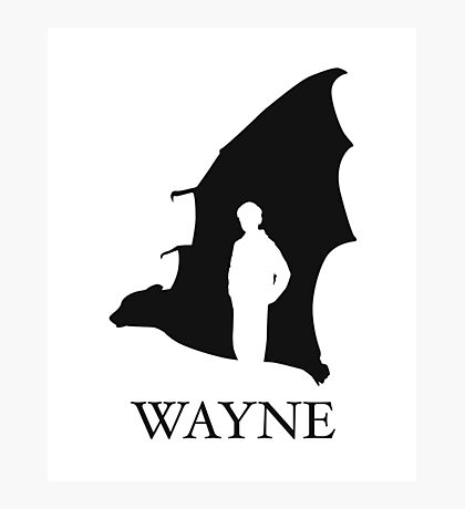 Wayne Photographic Print