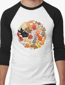 For The Love Of Goldfish Men's Baseball ¾ T-Shirt