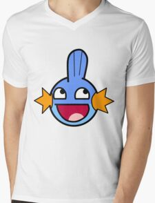 Mudkipz Mens V-Neck T-Shirt
