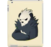 Grump - Pangoro iPad Case/Skin