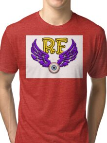 Flying Eyeball RF 0001 Tri-blend T-Shirt