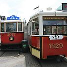 Café Tramwaj, Praha by ellismorleyphto
