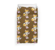 Mini Tails The Fox Duvet Cover