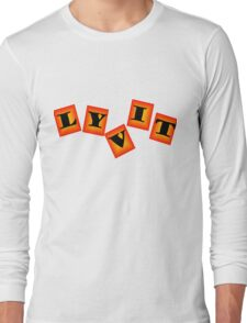 LyvitBlocks Long Sleeve T-Shirt