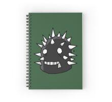 Spike Head Spiral Notebook